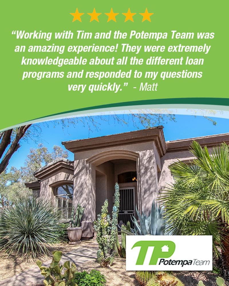 Potempa Team Review from Matt